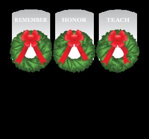 1538 wreaths ACROSS AMERICA